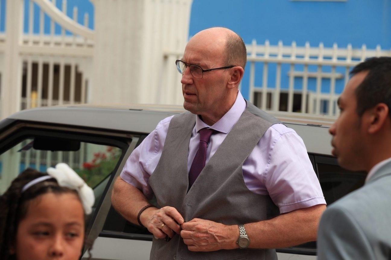 Henk de Vries shodan, Voorzitter